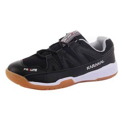 Buty pro lite czarne • 42 marki Karakal