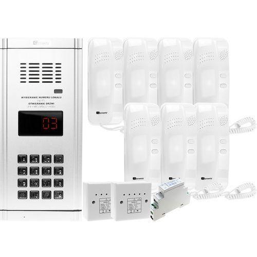 Zestaw domofonowy 7 rodzinny WL-03NL