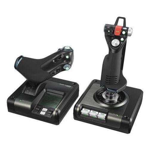 Joystick LOGITECH 945-000003 G Saitek X52 Pro Flight Control System + DARMOWY TRANSPORT!, 945-000003