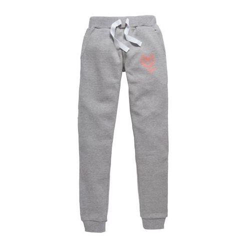 Spodnie sportowe z moltonu z jaskrawym nadrukiem 10-16 lat