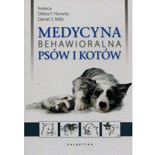 Medycyna behawioralna psów i kotów (368 str.)