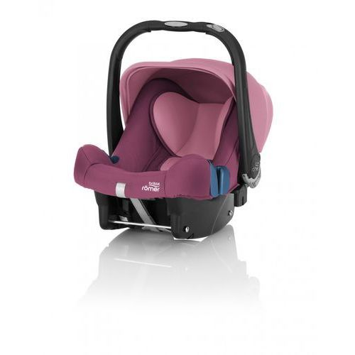 Britax römer fotelik baby-safe plus shr ii 2018, 0-13 kg, wine rose