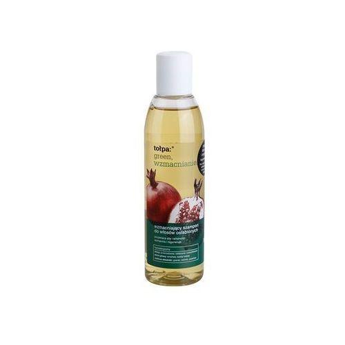 Tołpa Green Strenght szampon włosy słabe Pomegranate, Sea Buckthorn, Wheat (Hypoallergenic) 200 ml