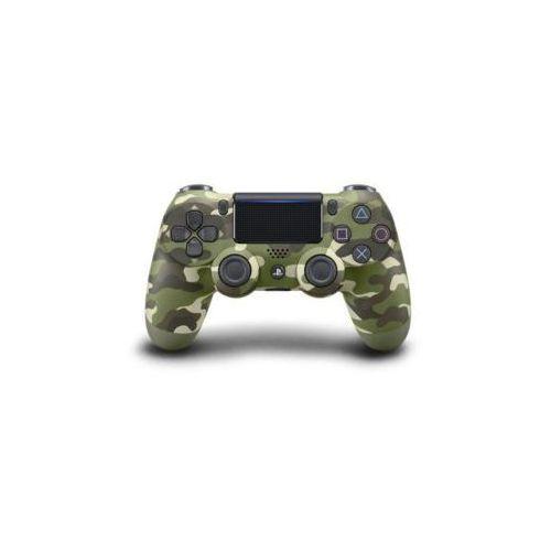 Sony poland Kontroler bezprzewodowy sony playstation dualshock 4 green cammo (ps4) (0711719894858)