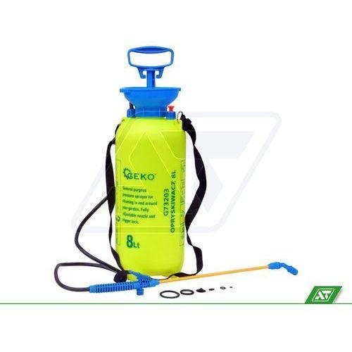 Geko Opryskiwacz ręczny 8 litrów g73203