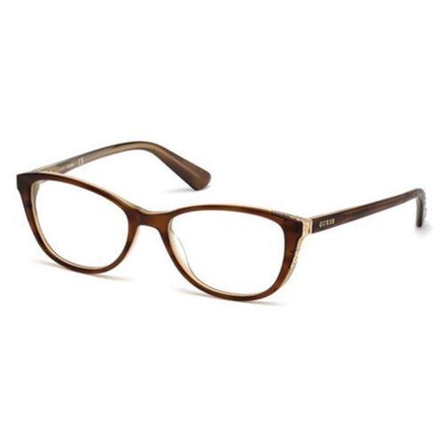 Okulary Korekcyjne Guess GU 2589 052