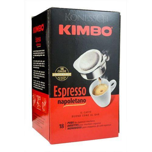 Kimbo  - espresso senseo 18 saszetek 125g (8002200404611)