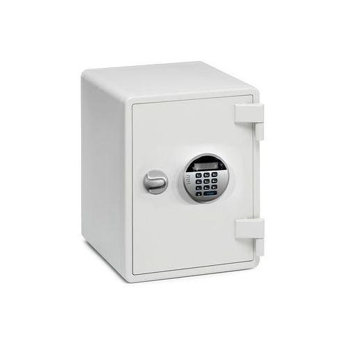 Sejf ognioodporny SHIELD, elektroniczny zamek szyfrowy, 535x410x445 mm, 40 L