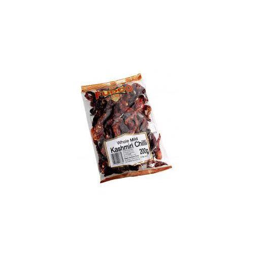 Chilli suszone łagodne (kashmiri chilli) 200gram marki Trs