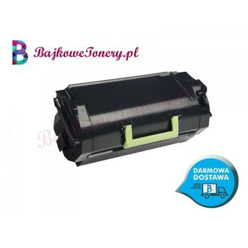 Toner zamiennik do lexmark czarny 62d2h00, mx710, mx711, mx810, mx811, mx812 marki Bajkowetonery.pl
