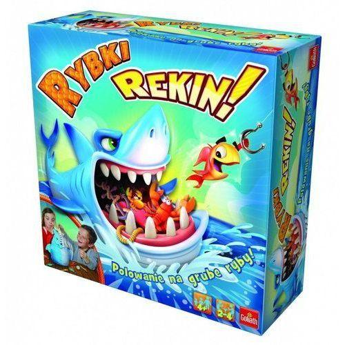 Gra rybki rekin - darmowa dostawa od 199 zł!!! marki Goliath