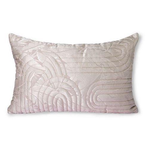 Hkliving pikowana poduszka nude/róż (40x60) tku2101