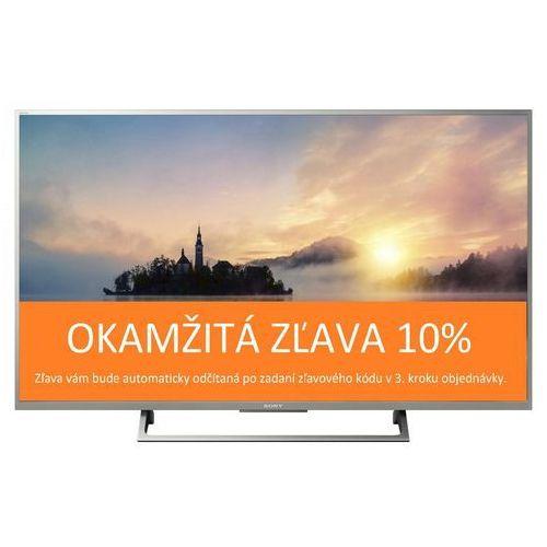 TV LED Sony KDL-49XE7005. Najniższe ceny, najlepsze promocje w sklepach, opinie.