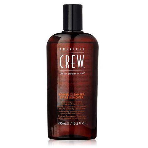 American crew power cleanser style remover | szampon oczyszczający 450ml