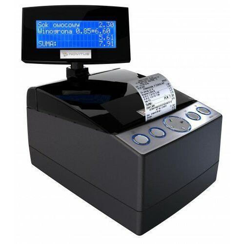 DELIO PRIME E Najwyższej klasy, wyjątkowo szybka i funkcjonalna drukarka fiskalna realizująca rejestrację kopii wydruków na elektronicznym nośniku danych