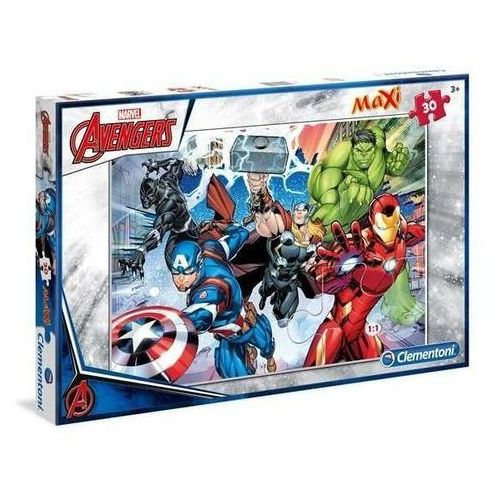 30 elementów MAXI Special Line The Avengers