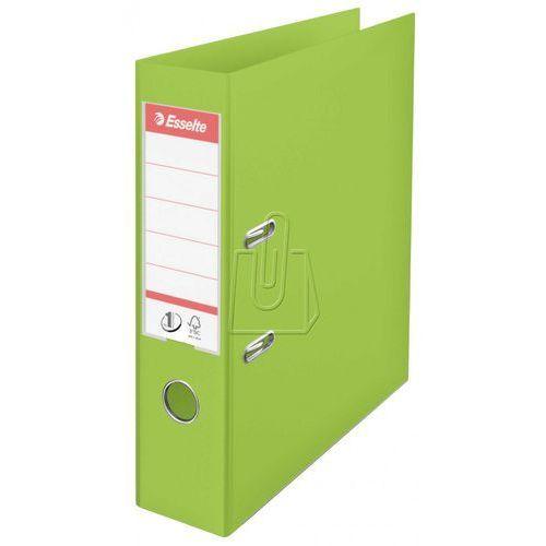 Segregator Esselte A4/75 Power No.1 Vivida zielony 624069, BP813211