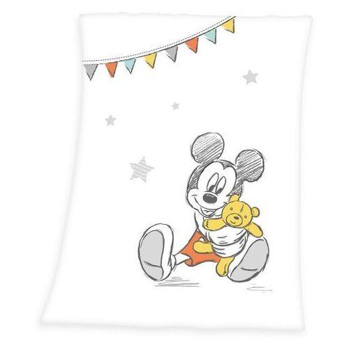 Herding Koc dziecięcy Mickey Mouse, 75 x 100 cm