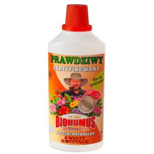 Biohumus Extra Kwiaty Kwitnące 1L, 5907520420576