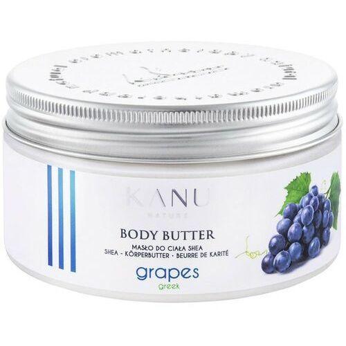 pielęgnacja kanu nature pielęgnacja grapes greek butter 190.0 g marki Kanu nature