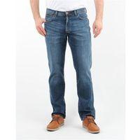 Spodnie Męskie Wrangler12O3339E Arizona Stretch BURNT BLUE (5415101252597)
