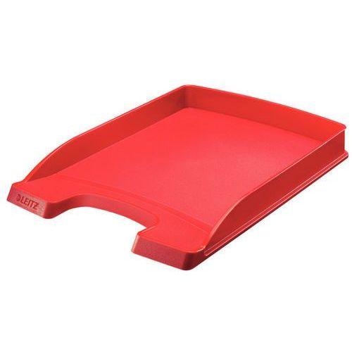 Półka na dokumenty Leitz Plus Slim czerwona