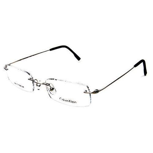 Okulary korekcyjne  ck533 030 marki Calvin klein