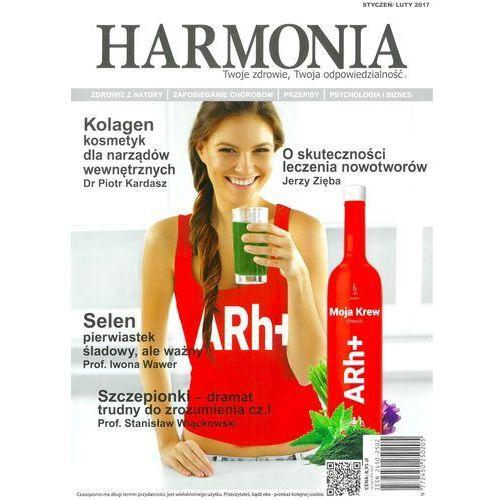 Harmonia czasopismo listopad-grudzień 2016