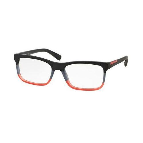 Okulary korekcyjne ps05fvf asian fit tws1o1 marki Prada linea rossa