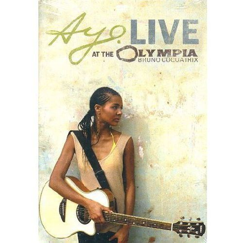 AYO - LIVE AT THE OLYMPIA Universal Music 0600753020173 (muzyczne DVD)