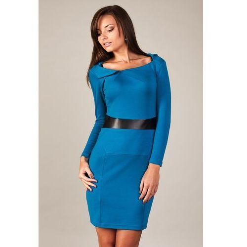 Vera fashion Sukienka astrid chabrowy