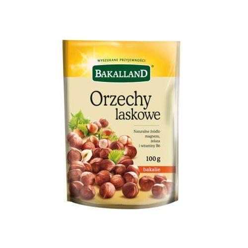 BAKALLAND 100g Orzechy laskowe (5900749020022)