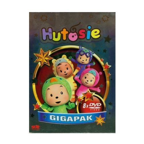 Hutosie gigapak box 8dvd (5903978982802)