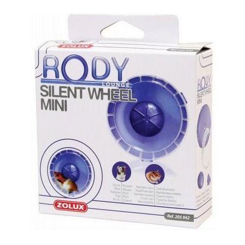 Zolux Kołowrotek Mini RodyLounge Silent Wheel fioletowy [205942], kup u jednego z partnerów