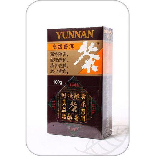 Yunnan PU-ERH Herbata liściasta czerwona 100g, F4BC-723BC