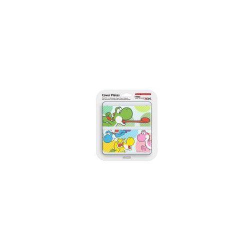 New 3ds cover plate multicolor yoshis marki Nintendo