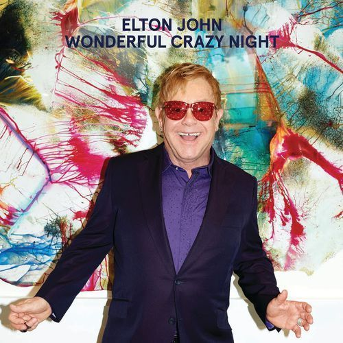 Wonderful crazy night (super deluxe) 2cd+lp ltd. - elton john (płyta cd) marki Universal music