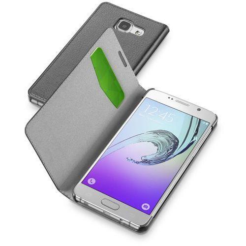 Cellular Line Etui BOOK ESSENTIAL do Samsung Galaxy A3 2016 - (CBOOKESSGALA316K) Darmowy odbiór w 19 miastach! (8018080260254)