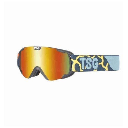 Tsg Gogle snowboardowe - goggle expect mini safari/red chrome (316) rozmiar: os