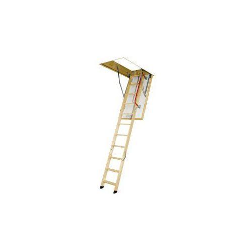 Schody strychowe FAKRO LTK Energy 70x100/280