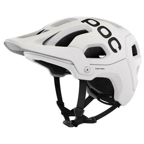 Poc tectal kask rowerowy biały 59-62 cm 2018 kaski rowerowe (7325540697439)