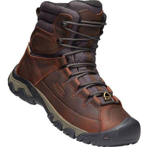 targhee lace high kozaki mężczyźni brązowy us 10   eu 43 2018 buty alpinistyczne, Keen