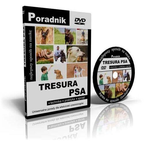 Tresura psa - kurs tresury na DVD