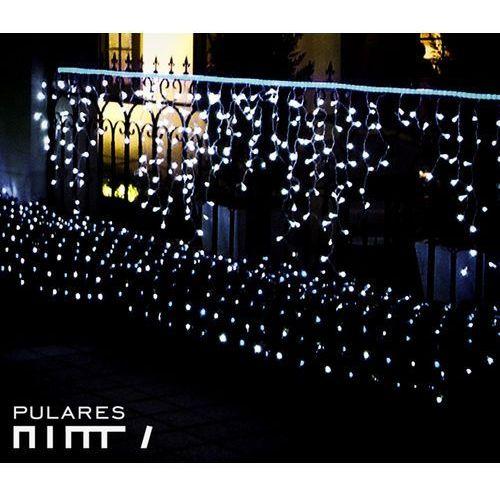 Sople LED 3 metry 120 diod zewnętrzne