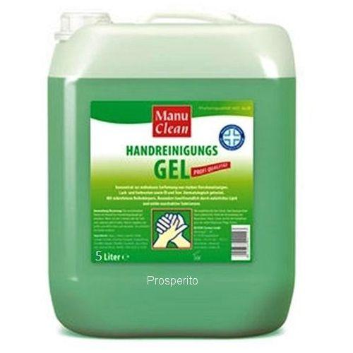 manu clean żel do mycia rąk 5l mycia mocno zabrudzonych rąk marki Eilfix