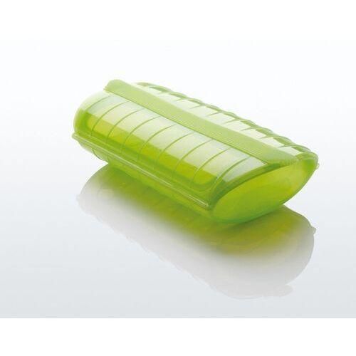 Naczynie do pieczenia z wkładką luki 650 ml zielone marki Lekue