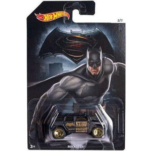 Model HOT WHEELS Batman V Superman samochód