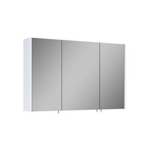 ELITA szafka wisząca z lustrem new 100 white 904547T