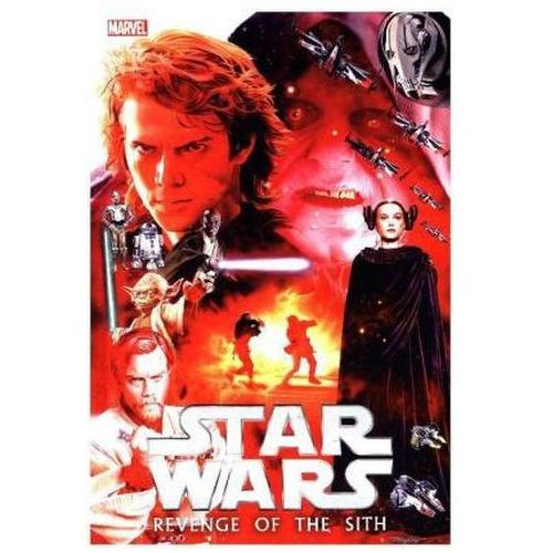 Star Wars: Episode III - Revenge of the Sith. Star Wars Episode III - Die Rache der Sith, englische Ausgabe