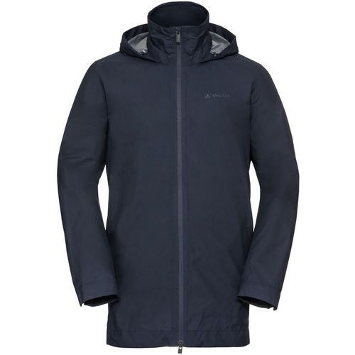 Vaude margone kurtka mężczyźni niebieski m 2018 kurtki przeciwdeszczowe